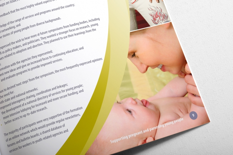 Learn about AWE's support for pregnant and parenting young people.