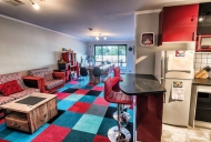 Port School Young Parent Centre kitchen and dining facilities